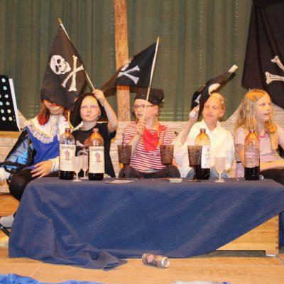 Musikschule Kirtorf Aufführung